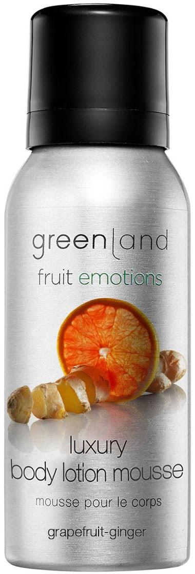 Лосьон-мусс для тела Greenland, грейпфрут-имбирь, 50 мл все цены