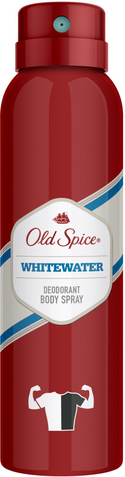 Дезодорант аэрозольный Old Spice WhiteWater, 150 мл
