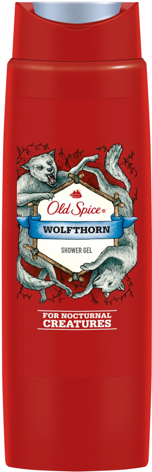 Гель для душа Old Spice Wolfthorn, 250 мл