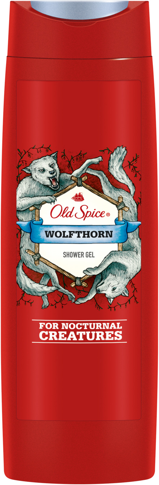 Гель для душа Old Spice Wolfthorn, 400 мл