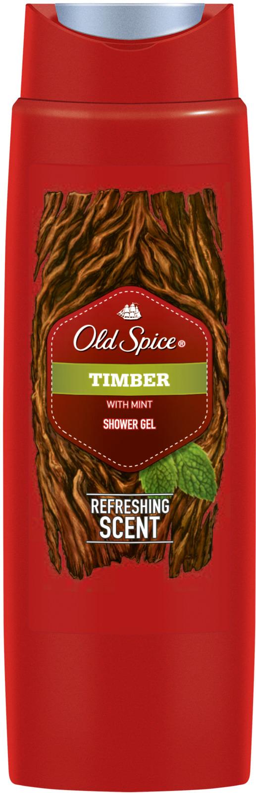 Гель для душа Old Spice Timber, 250 мл