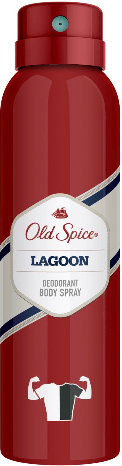 Дезодорант аэрозольный Old Spice Lagoon, 150мл