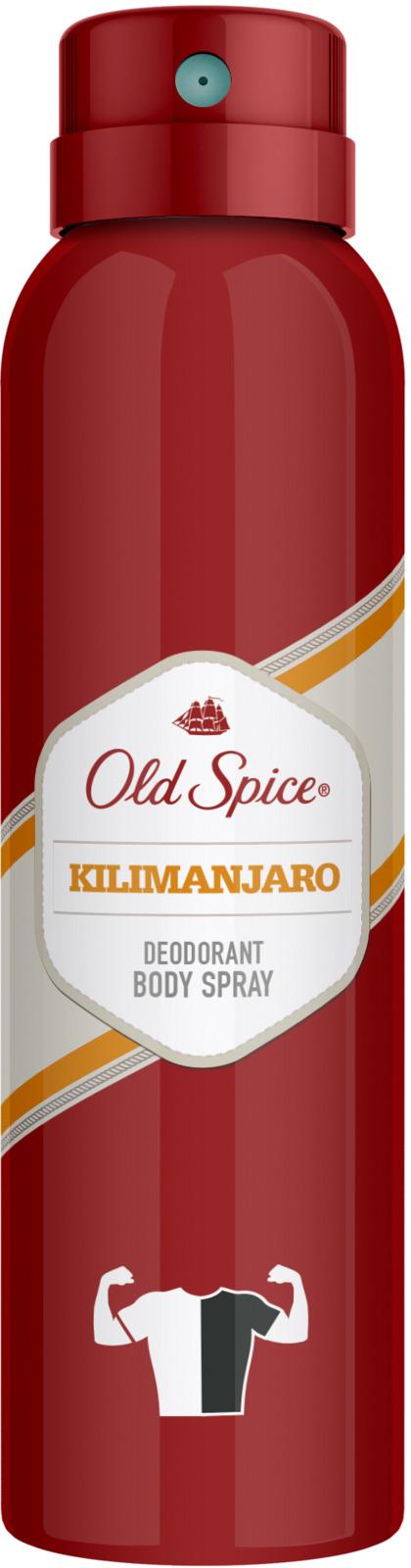 Дезодорант аэрозольный Old Spice Kilimanjaro, 150 мл