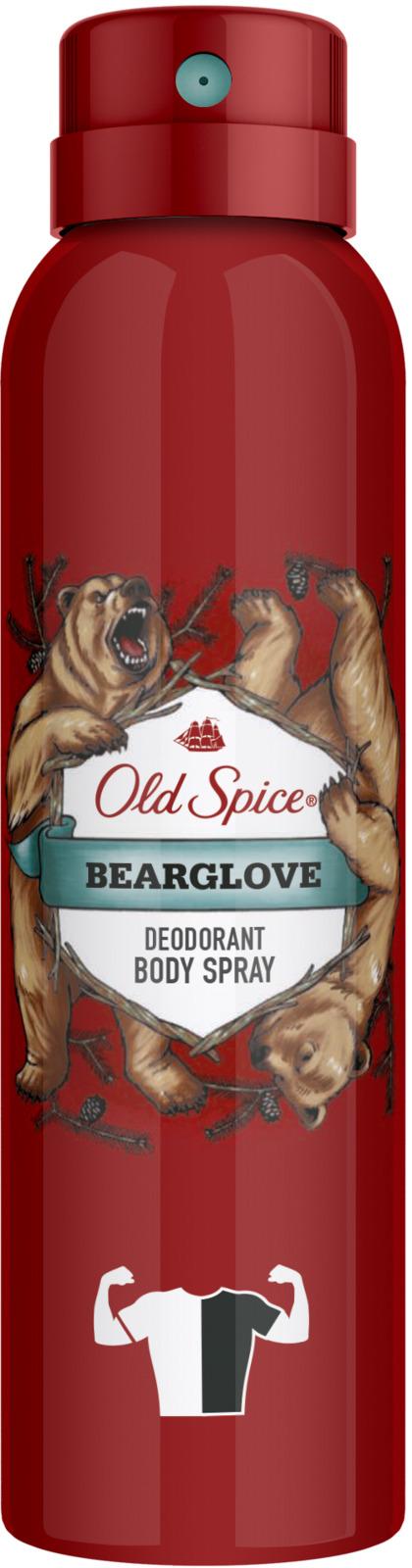 Дезодорант аэрозольный Old Spice Bearglove, 150 мл