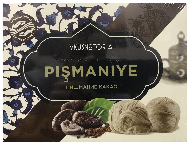 Пишмание с какао Vkusnotoria, 204 г