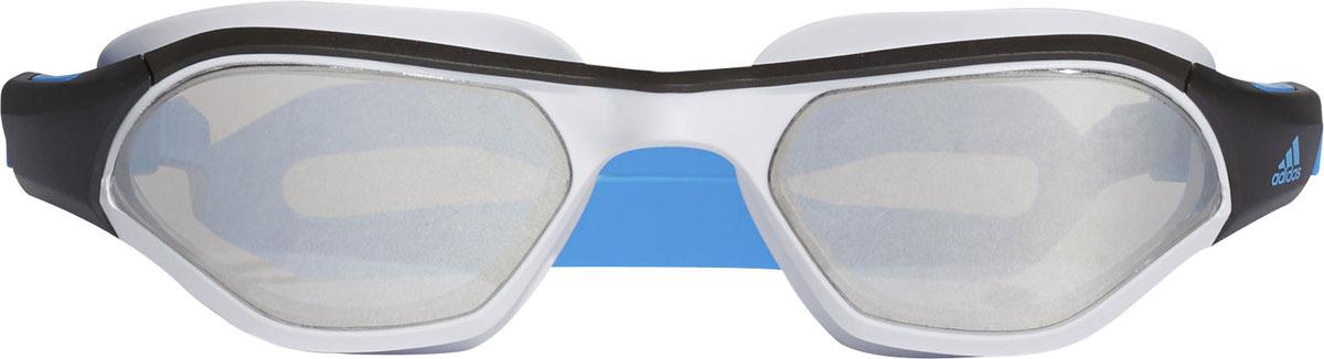 Очки для плавания Adidas Persistar 180 Mirrored, цвет: голубой. Размер M очки для плавания adidas persistar 180 mirrored цвет голубой размер m