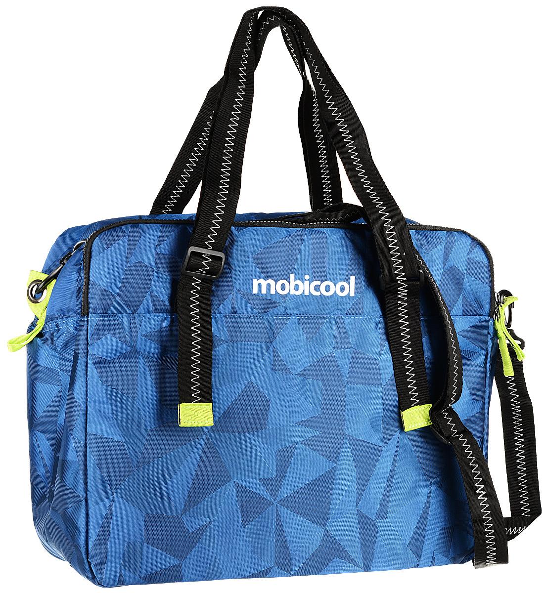 Термосумка MobiCool Sail 25, цвет: синий, 40 х 17 х 33 см термосумка mobicool sail 13 цвет синий 39 х 32 х 14 см