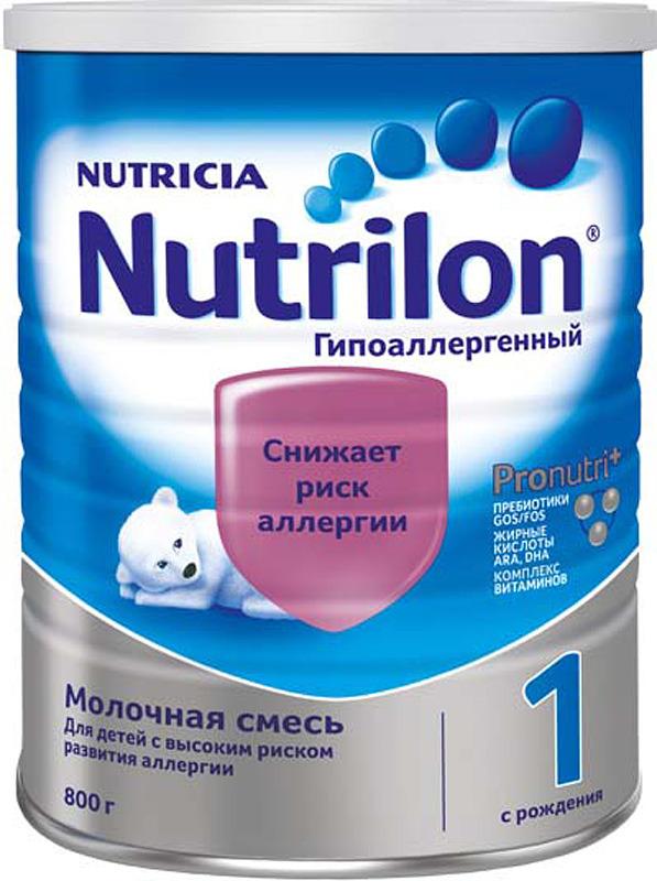 Смесь Nutrilon Гипоаллергенный 1, 800 г