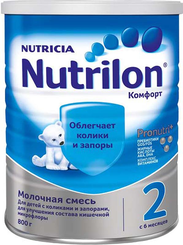 Смесь Комфорт 2 Nutrilon, 800 г