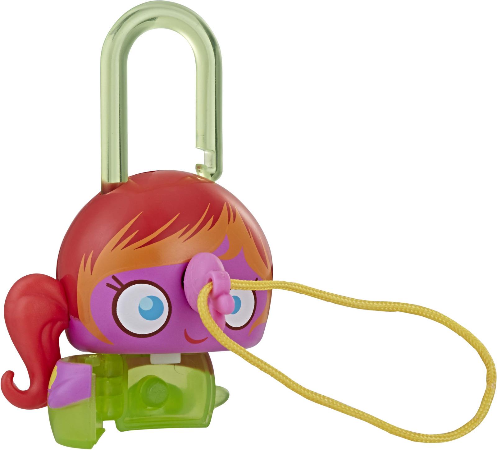 Игровой набор Lock Stars Замочки с секретом. Фиолетовая русалка бэмби бэмби бизиборд замочки деревенский двор
