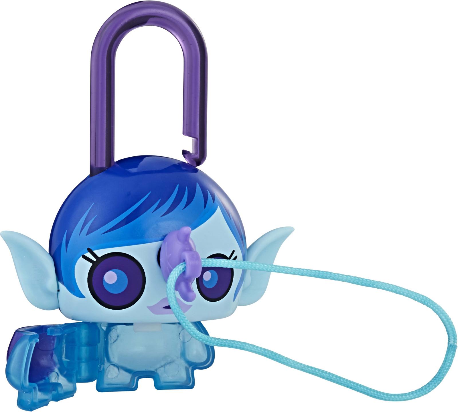 Игровой набор Lock Stars Замочки с секретом. Глазурный пришелец бэмби бэмби бизиборд замочки деревенский двор