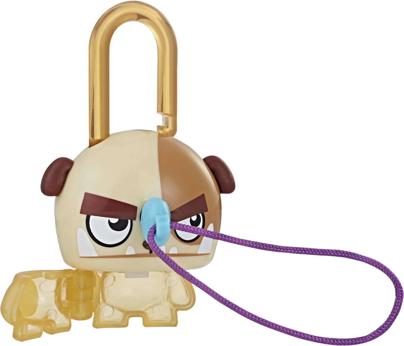Игровой набор Lock Stars Замочки с секретом. Коричневая собака бэмби бэмби бизиборд замочки деревенский двор