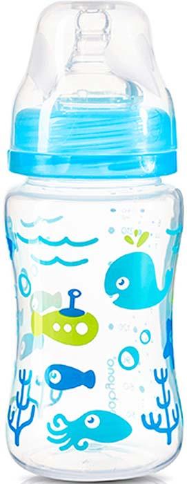 Бутылочка для кормления BabyOno 403_синий