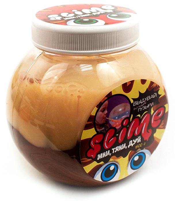Жвачка для рук Slime Mega Mix, с ароматом мороженого и шоколада, 500 г