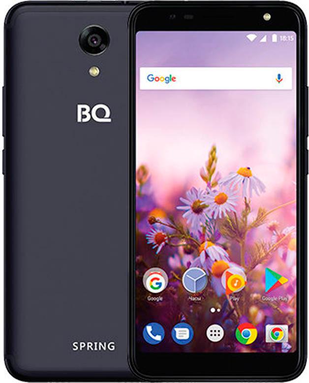 Смартфон BQ Mobile BQ 5702 Spring 8 GB, черный