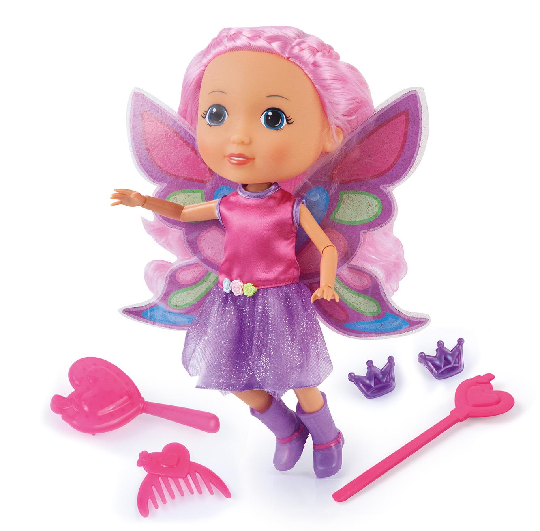 Кукла Bayer Design Кукла Лиза-лучший друг - Фея, 9360241 цена