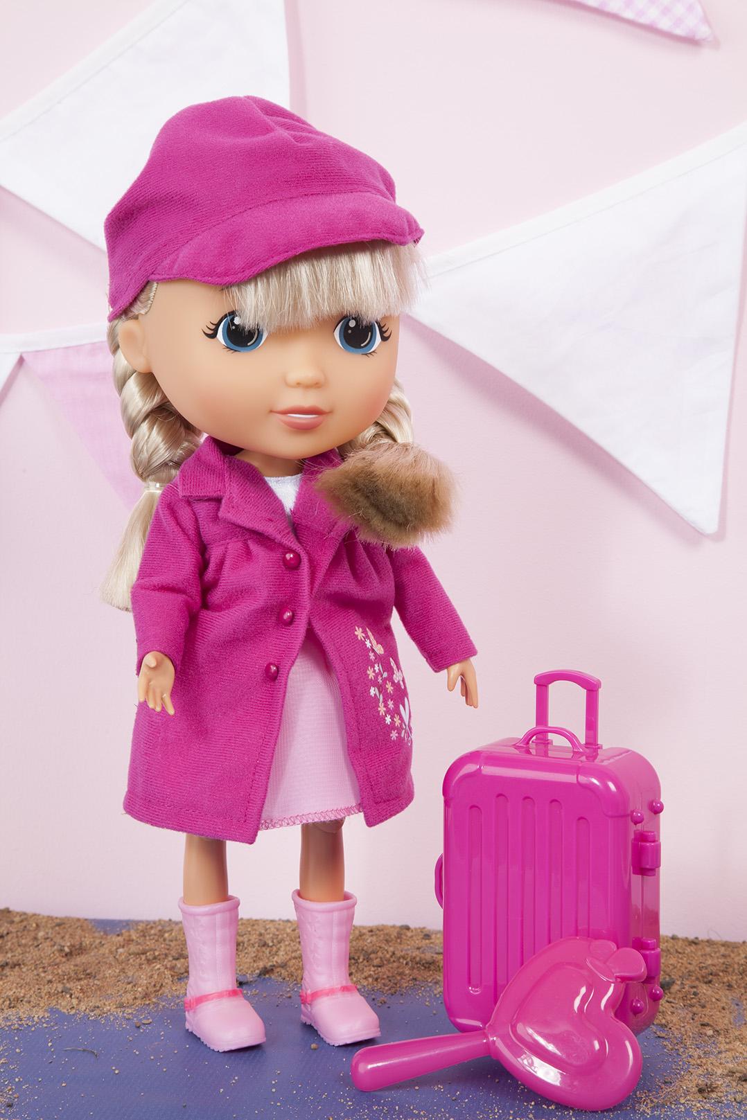 Кукла Лиза-лучший друг - путешественница 30 см. цена