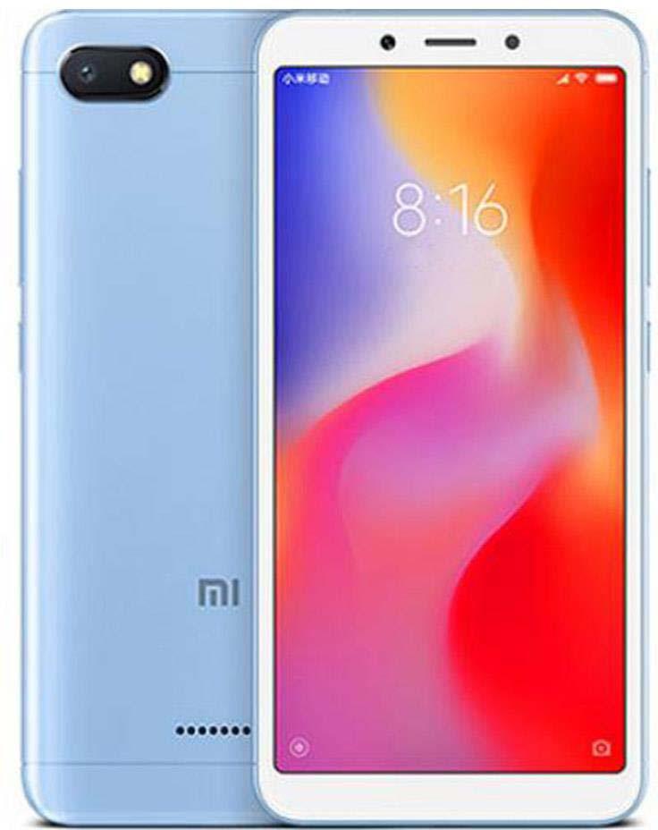 Смартфон Xiaomi Redmi 6A 2/32GB blue смартфон meizu m6 gold m711h 5 2 1280x720 1 0ghz 1 5ghz 8 core 2 32gb up to 128gb 13mp 8mp 2 sim 2g 3g lte bt wi fi gps glonass 3070