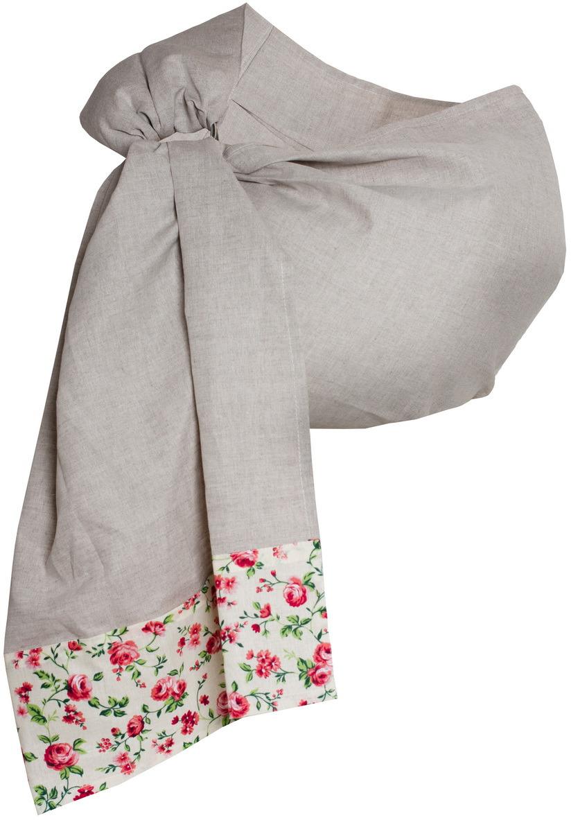 Слинг Чудо-Чадо Мамалето, с кольцами, цвет: шиповник
