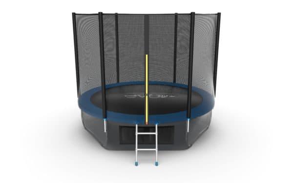 Батут Evo Fitness Evo Jump External 10ft (Blue) + Lower net