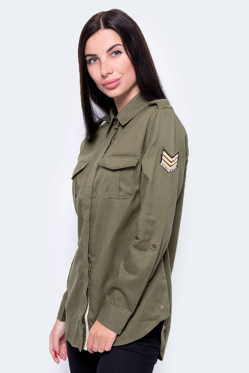Рубашка Roxy Militaryinfluen