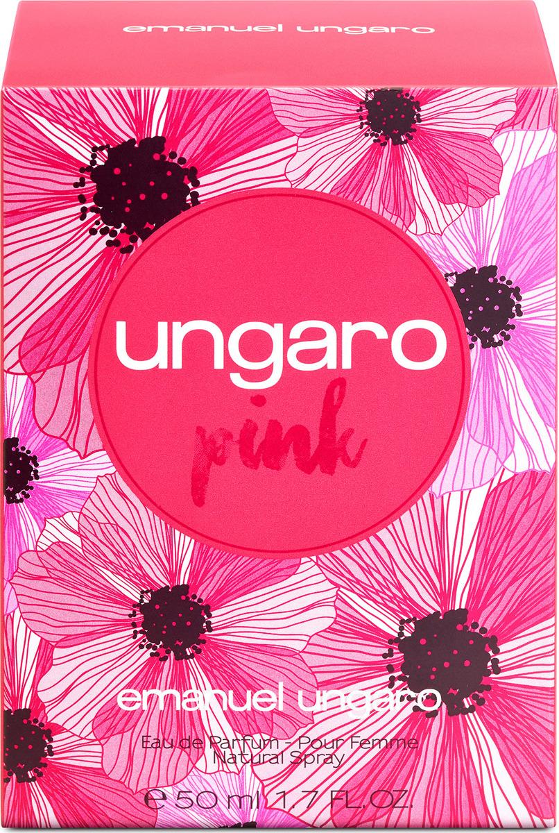 Emanuel Ungaro Pink 50 мл