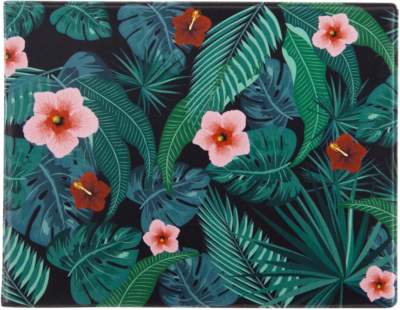 Обложка на студенческий Kawaii Factory Дикие цветы, цвет: зеленый обложка на студенческий билет kawaii factory мастер спорта по неадекватности цвет белый оранжевый kw067 000133