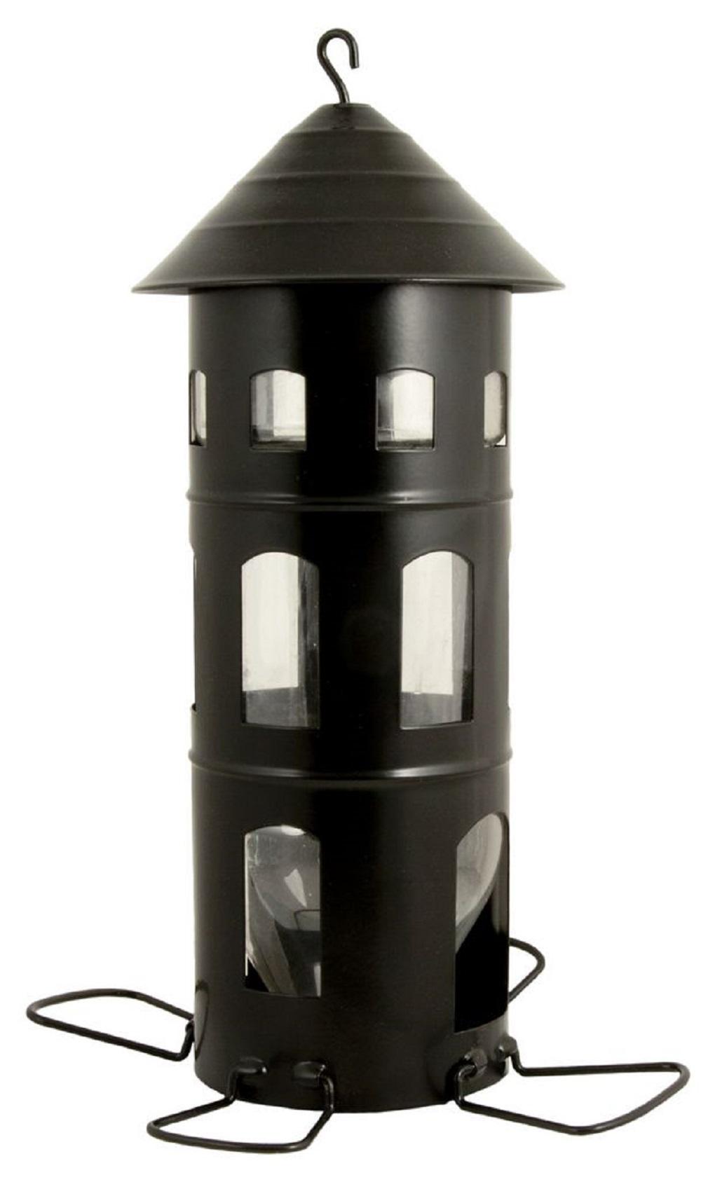 Кормушка Wildlife garden combi feeder Черный кормушка для птиц wildlife garden nuts wg321 black