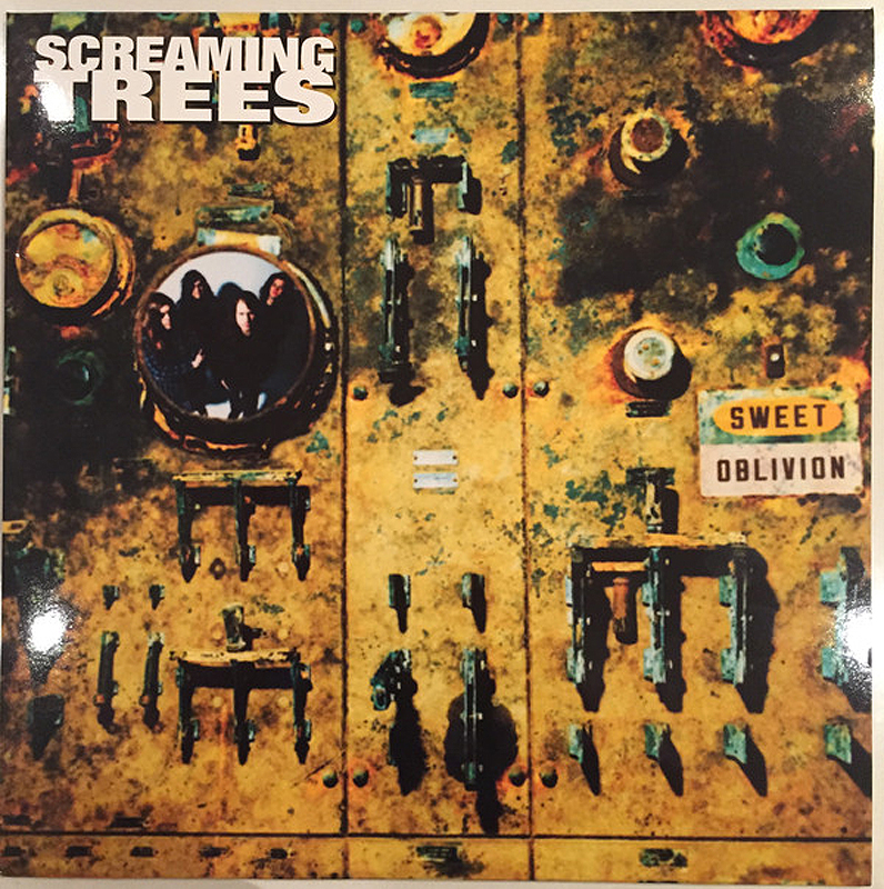 Screaming Trees Screaming Trees. Sweet Oblivion (LP) sweet sweet the rainbow sweet live in the uk new vinyl edition 2 lp