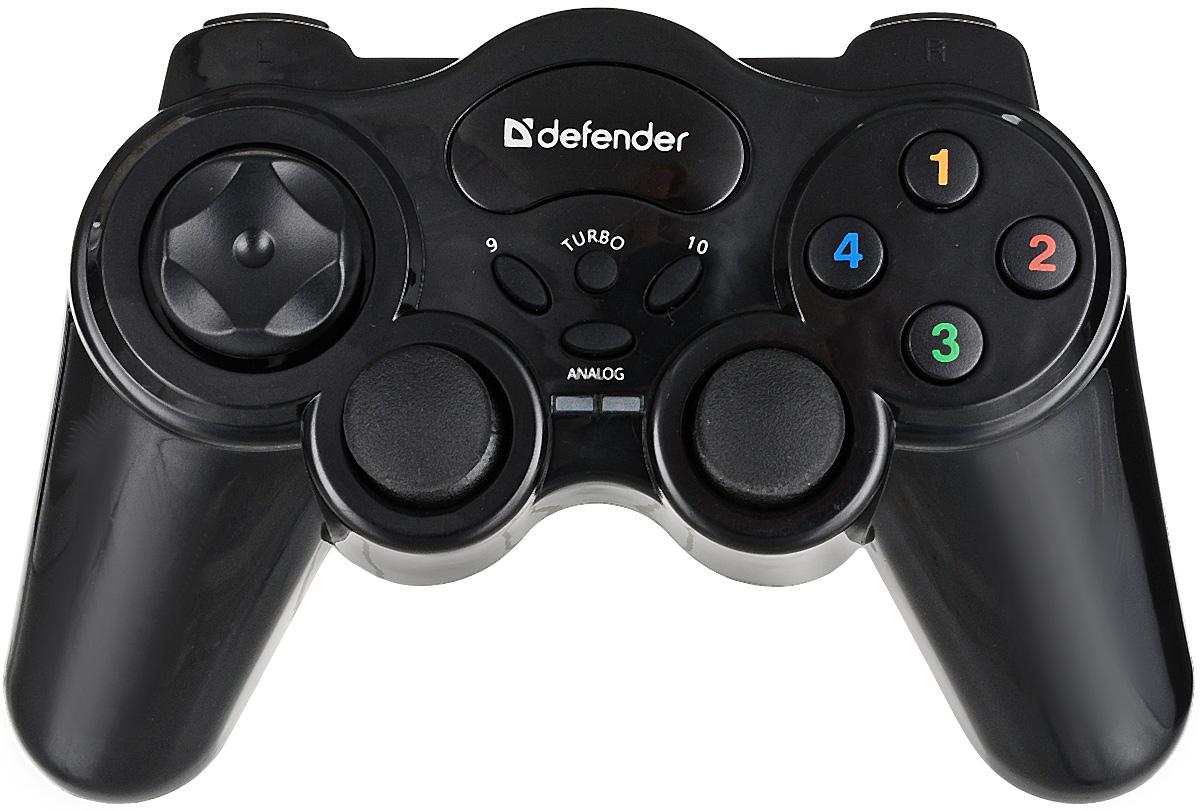 Defender Game Master беспроводной геймпад цена 2017