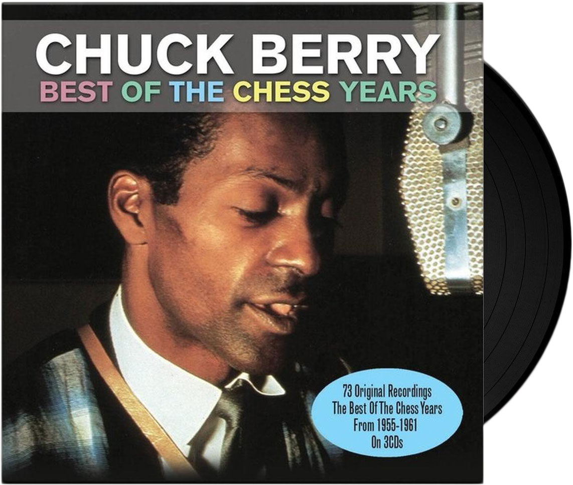 цена на Chuck Berry Chuck Berry. The Best Of The Chess Years (2 LP)