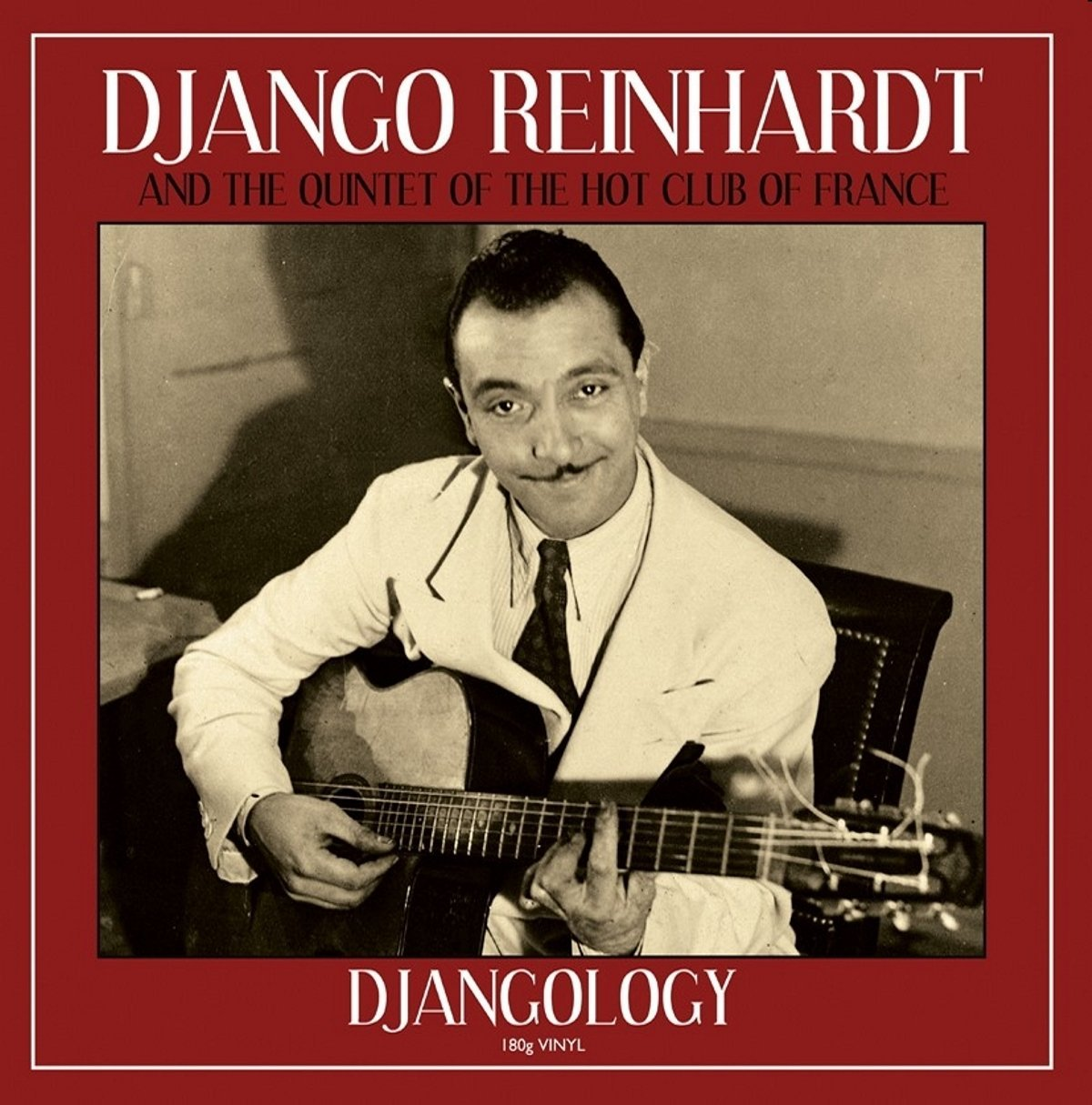 Джанго Рейнхардт,The Quintet Of The Hot Club Of France Django Reinhardt And The Quintet Of The Hot Club Of France. Djangology (LP) the chico hamilton quintet the chico hamilton quintet gongs east