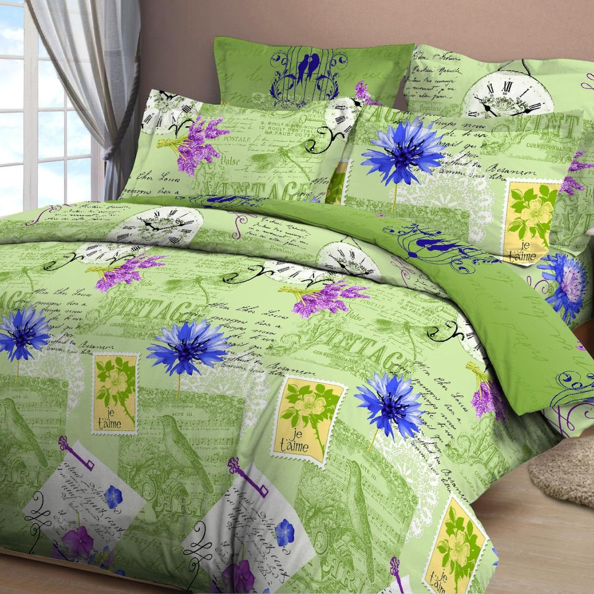Комплект постельного белья Letto, 1,5-спальный, наволочки 70х70. B363-3