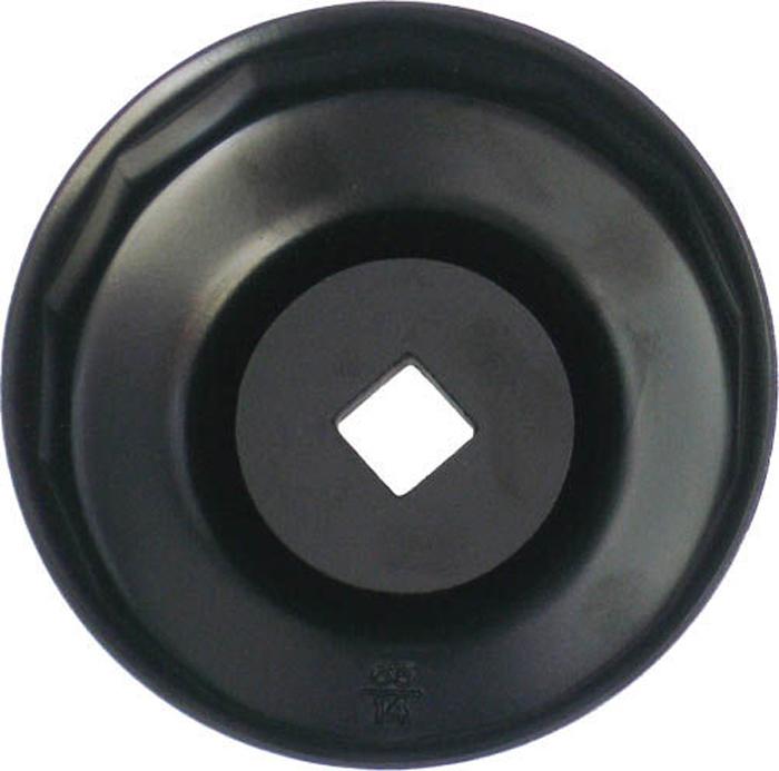 Съемник масляных фильтров Ombra чашка 14-граней, диаметр 65 мм