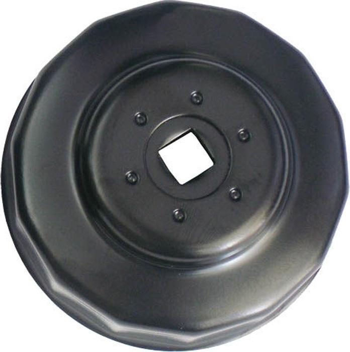 Съемник масляных фильтров Ombra чашка 14-граней, диаметр 76 мм