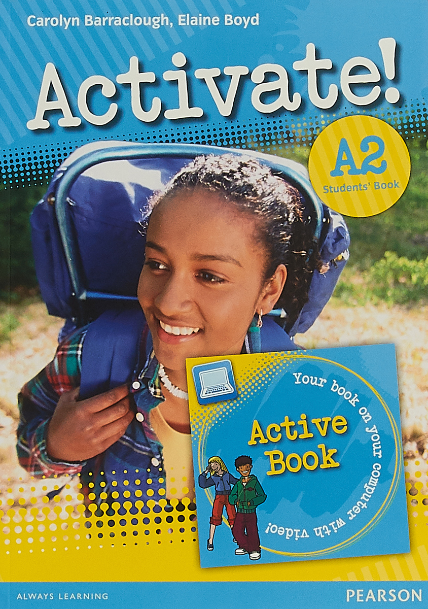 Activate! A2: Students' Book and Active Book Pack activate a2 workbook