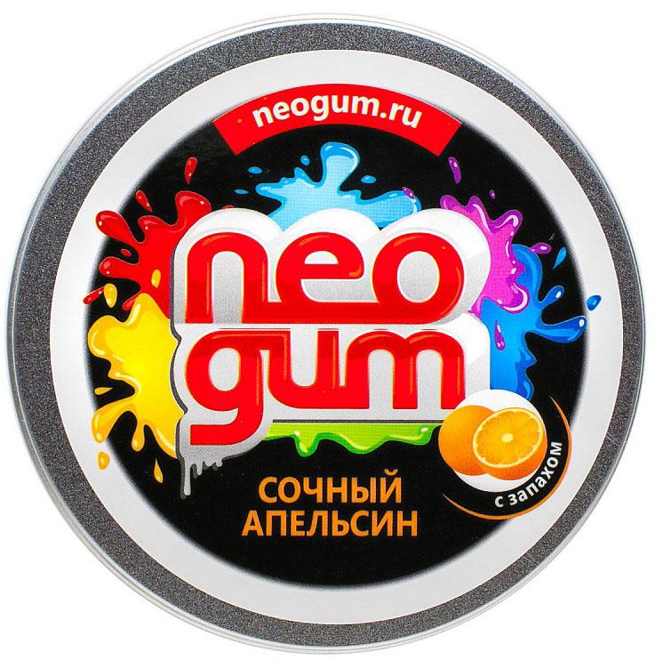 Neogum Жвачка для рук Монстры цвет желтый жвачка для рук жвачка для рук nanogum жвачка для рук полимер желтый