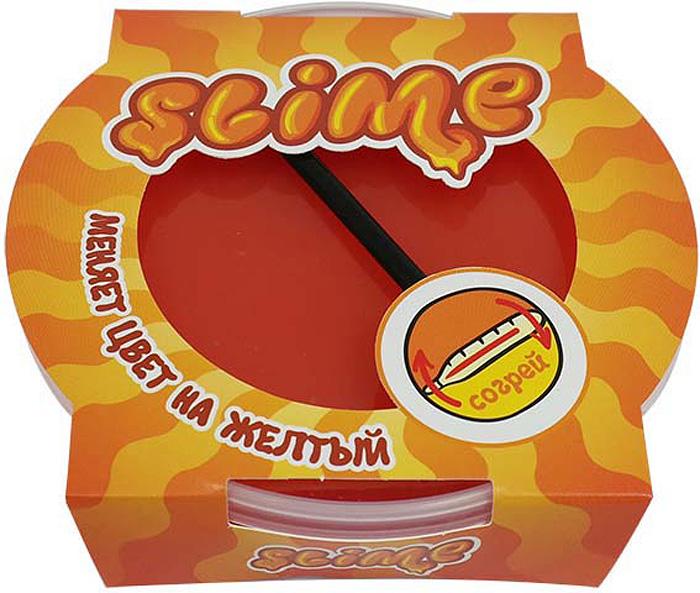 Жвачка для рук Slime Mega, меняет цвет на желтый, 300 г