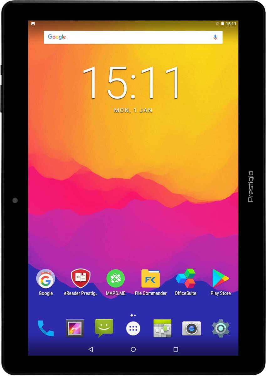 Планшет Prestigio Wize 3151 3G 8 ГБ, черный планшет prestigio pmt3318 цена