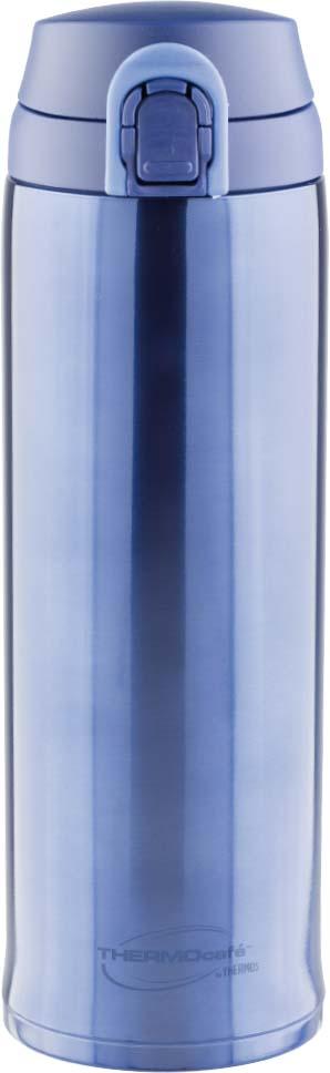 Термос Thermocafe By Thermos TC-600T, цвет: голубой, 600 мл термос thermos thermocafe jf 50 0 5л салатовый 271501