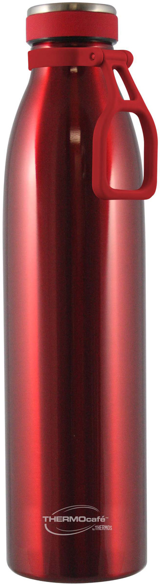 Термос Thermocafe By Thermos BOLINO2-750, цвет: красный, 750 мл термос thermos thermocafe jf 50 0 5л салатовый 271501