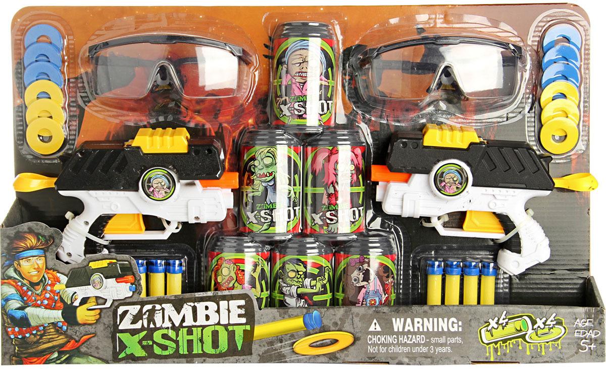 Набор игрушечного оружия Veld Co, 30 предметов коробка подарочная veld co giftbox трансформер первооткрыватель под бутылку цвет коричневый 34 4 х 8 2 х 8 2 см