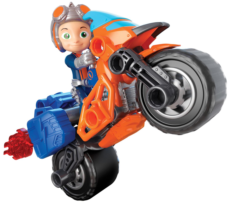 """Игровой набор Rusty Rivets """"Построй мотоцикл Расти"""""""