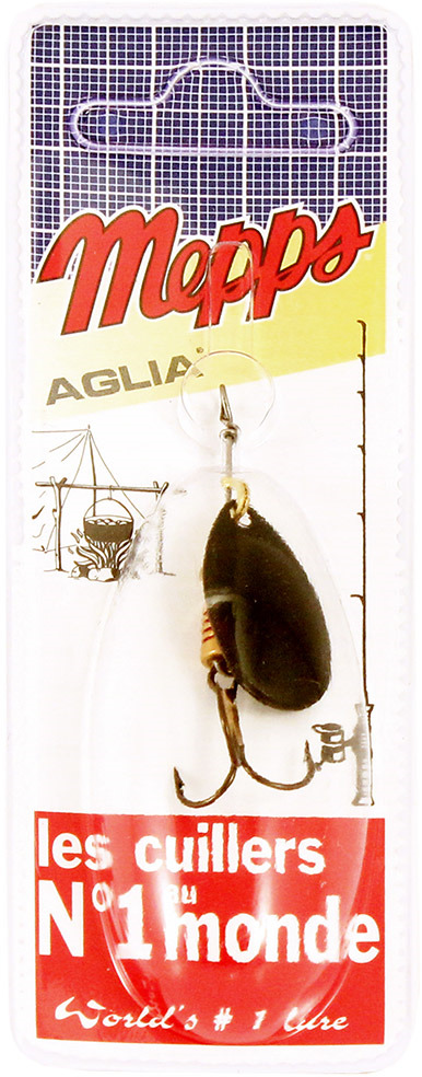 Блесна MEPPS Aglia NR, вращающаяся, №2, цвет: золотой, 4,5 г цены