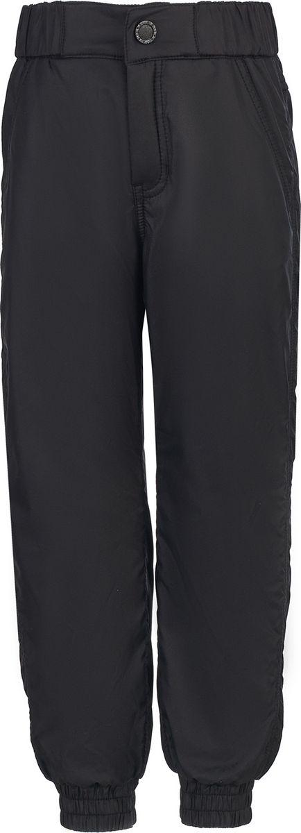 Брюки утепленные Button Blue брюки утепленные детские huppa tevin 1 цвет темно серый 21770104 00018 размер 170
