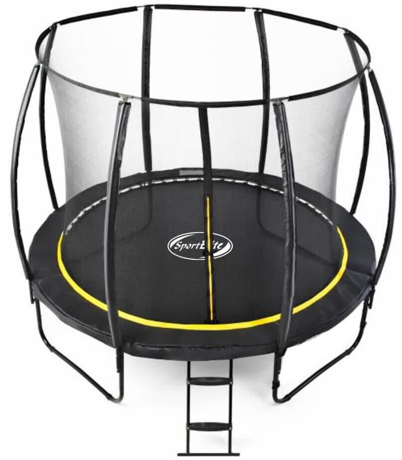 Батут SportElit 14FT, 4,27 м с защитной сеткой (внутрь) б/л, CFR-14FT-4 для похудения 1 кардио 2 силовые