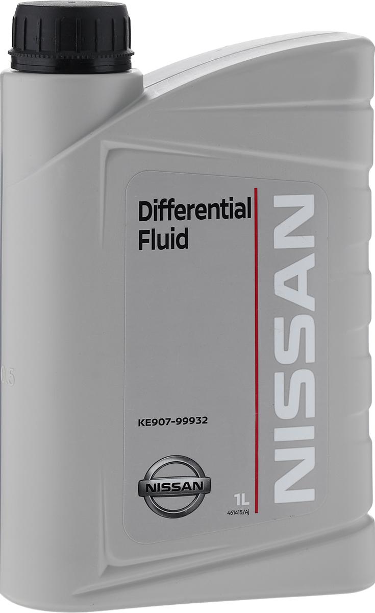 Трансмиссионное масло NISSAN SAE GL-5, класс вязкости 80W90, 1 л цена