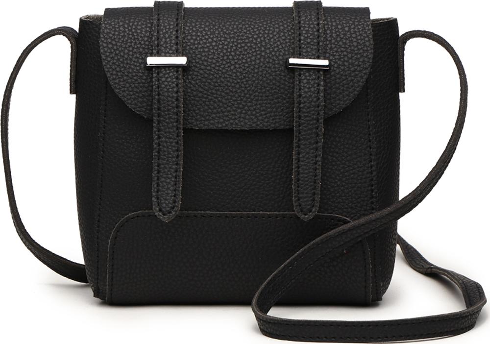 цены Сумка-рюкзак женская DDA, цвет: черный. DDA CR-1221BK