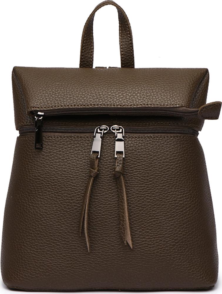 Сумка-рюкзак женская DDA, цвет: коричневый. DDA LB-1162GR цена 2017