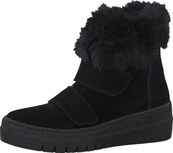 Ботинки Tamaris ботинки женские tamaris цвет черный 1 1 25011 21 001 220 размер 36